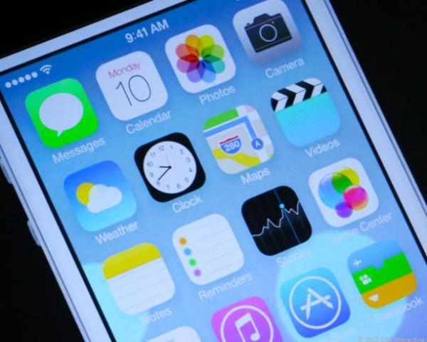 iOS 7 largon filtrat në iPad-ët e studentëve