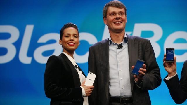 BlackBerry ka shitur më pak se 2 milionë smartfonë BB10 tremujorin e kaluar
