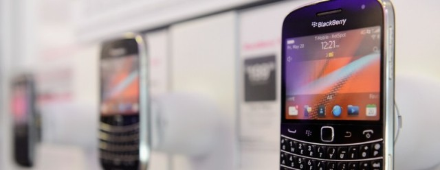 BlackBerry pranon rënien në tregjet në zhvillim