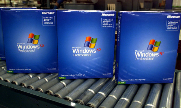 US–MICROSOFT–WINDOWS XP