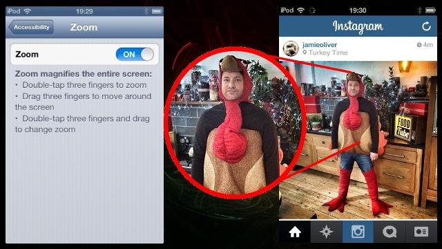 Ja se si të zmadhoni fotot në Instagram