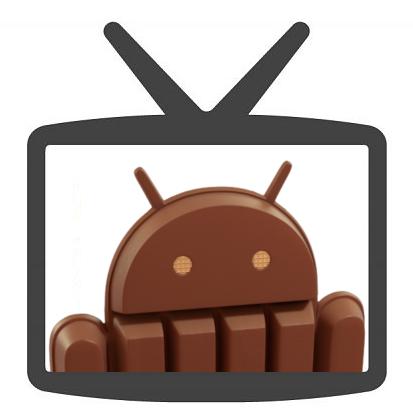 Android 4.4 Kita Kat mund të ketë në fokus televizorët