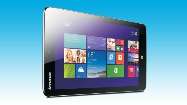 Lenovo zbulon tabletin e tij të parë 8 inç me Windows 8.1