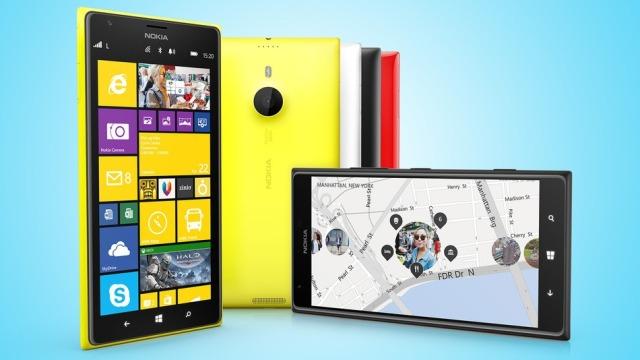 Nokia Lumia 1520 është phablet-i i parë nga kompania