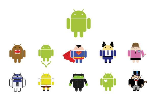 Kush e krijoi logon e Android