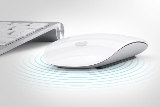 Mouse-et e Apple-it gjatë viteve