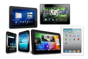 Shitjet e përgjithshme të tabletëve do të rriten me 20% tremujorin e fundit të 2013-s