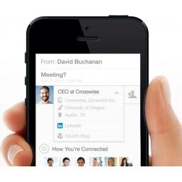 Sa i sigurt është shërbimi i ri LinkedIn Intro