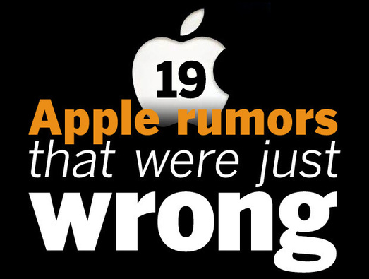 19 thashetheme mbi Apple që nuk rezultuan asnjëherë të vërteta