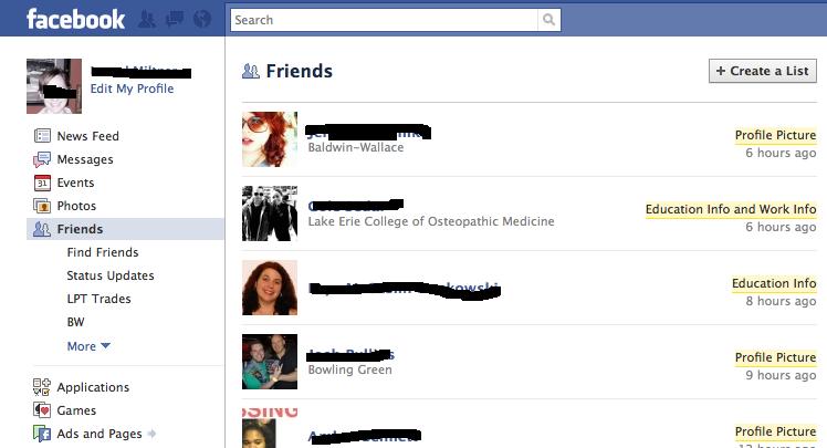 Si e shfaq Facebook-u listën tuaj të miqve edhe në qoftë se ajo është private