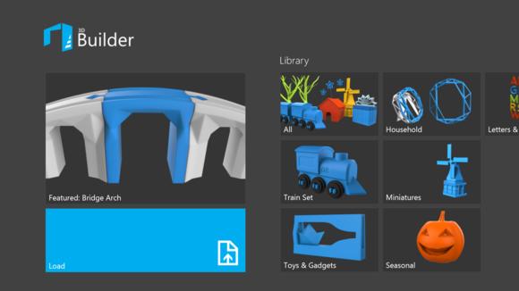 Microsoft shpreson në printimin 3D me aplikacionin për Windows 8.1