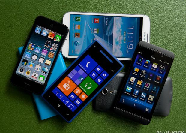 IDC: Dërgesat e smartfonëve do të arrijnë më tepër se 1 miliard njësi në fund të 2013-s