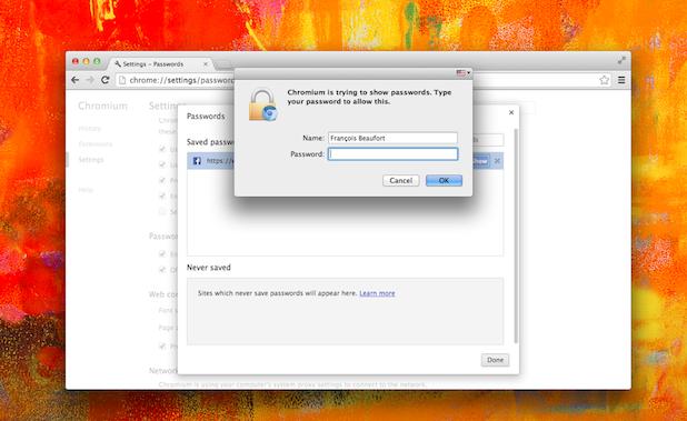 Më në fund Google kufizon aksesin ndaj fjalëkalimeve të ruajtura në Chrome