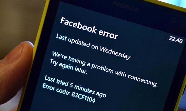 facebookwphone