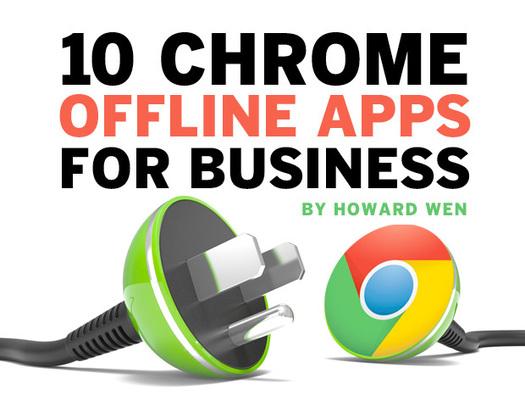 10 aplikacione offline për bizneset në Google Chrome