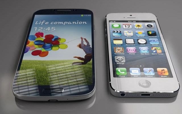 Galaxy S4 ka jetëgjatësi më të madhe të baterisë se sa iPhone 5S