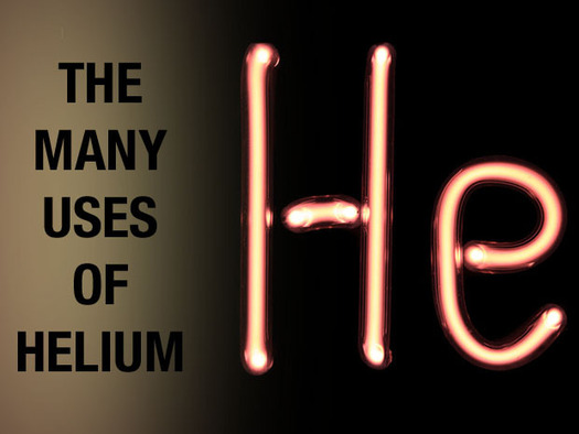 Mënyrat e shumta të përdorimet të heliumit (Fotogaleri)