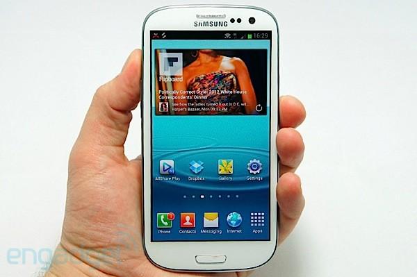 Samsung filloi lançimin e Android 4.3 për modelin Galaxy S3
