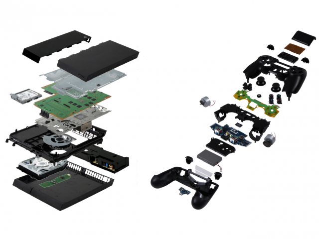 Ja se sa kushton ndërtimi i një PlayStation 4