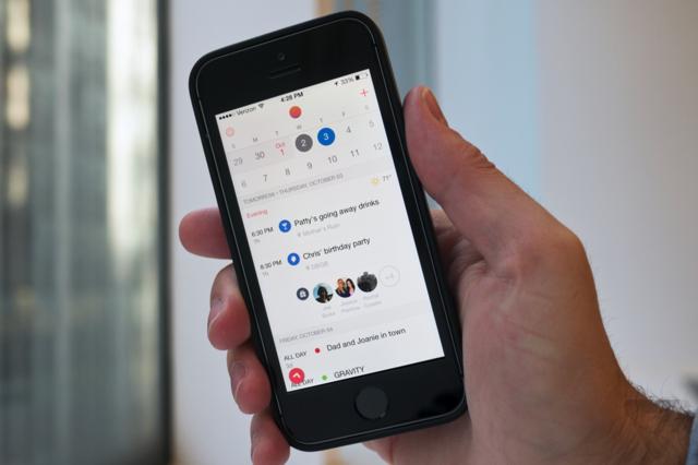 Sulmohen nga hakerët të dhënat e aplikacionit kalendar Sunrise në iPhone