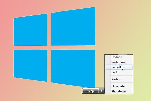 Ja se si të ndryshoni përdoruesit në Windows 8
