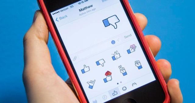 """Facebook prezanton butonin """"nuk e pëlqej"""" në Messenger"""