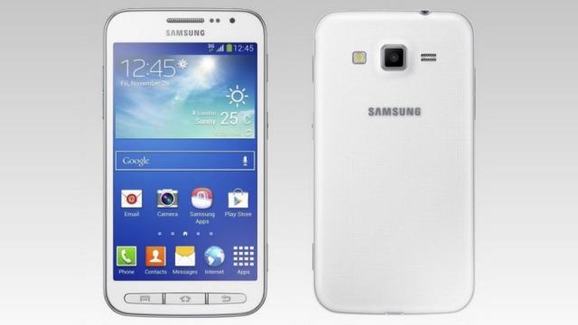 Samsung prezanton smartfonin e ri Galaxy Core Advance