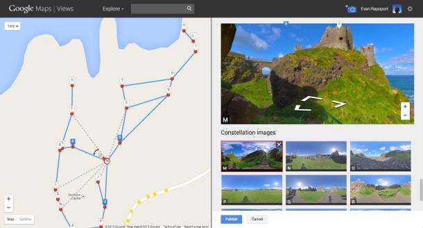 Google lejon fotografët të krijojnë ture të personalizuara rrugësh (Street View)