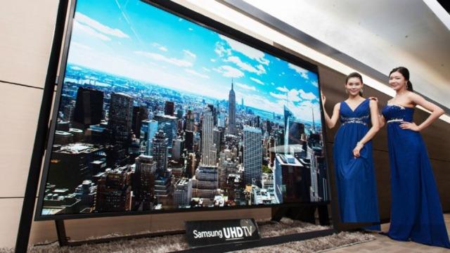 Samsung nxjerr në treg televizorin me ekranin më të madh në botë