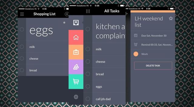 Aplikacioni Taasky krijon shpejt lista për gjërat që duhet të bëni