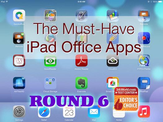 (Fotogaleri) Aplikacionet për iPad që duhet t'i keni për punë në zyrë