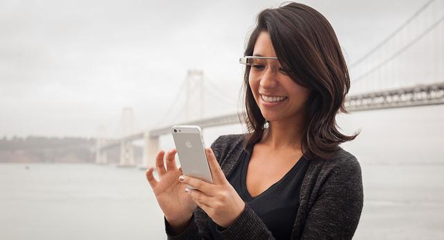 Google lançon aplikacionin MyGlass për iPhone