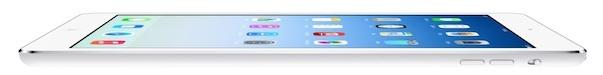 Adoptimi i iPad Air vazhdon të ofrojë dallim të madh ndaj iPad 4