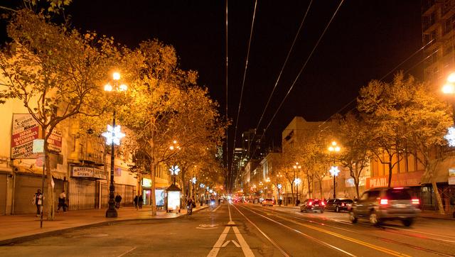 San Francisko me Wi-Fi falas në pjesën më të ngarkuar të qytetit