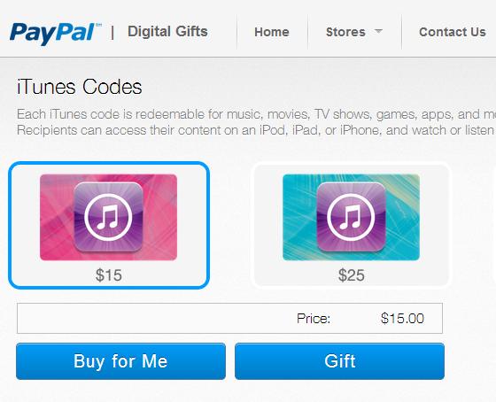 PayPal lançon një dyqan për dhurata dixhitale