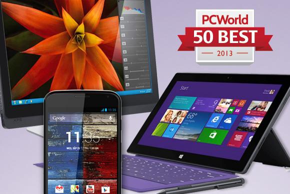 50 produktet teknologjike më të mira të vitit 2013 nga PCWorld