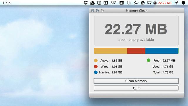 Ja se si të pastroni RAM-in e papërdorur dhe të rezervuar të sistemit tuaj në Mac