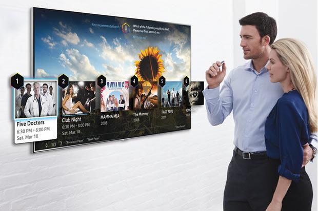 Samsung synon të prezantojë televizorë akoma më të mençur në fillim të 2014-s