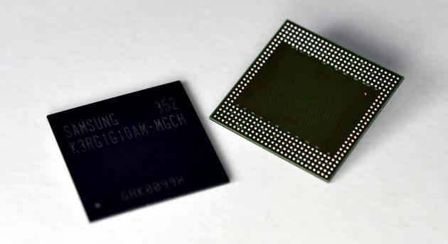 Çipi i ri nga Samsung mund të ofrojë 4GB memorie në smartfonin tuaj të ardhshëm