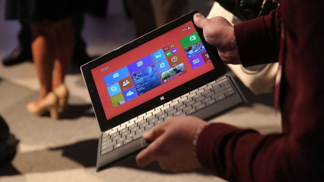 Microsoft Surface Pro 2 dhe Surface 2 të shitura plotësisht në shumë dyqane