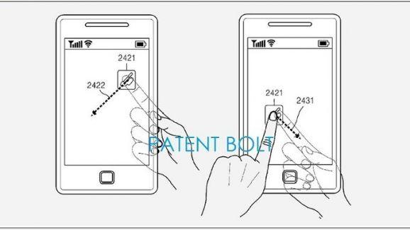 Samsung mund të përqëndrohet në zhvillimin e ekraneve transparentë për smartfonët