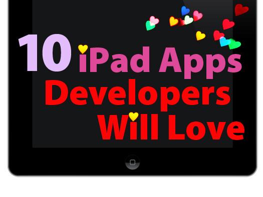 (Fotogaleri) 10 aplikacione fantastike për zhvilluesit në iPad