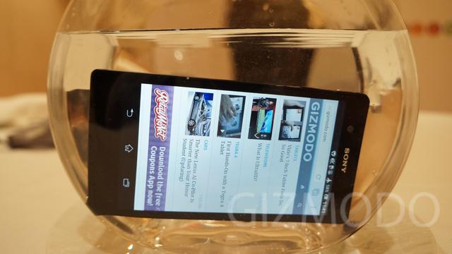 7. Sony Xperia Z