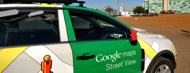 GoogleMaps-Street View