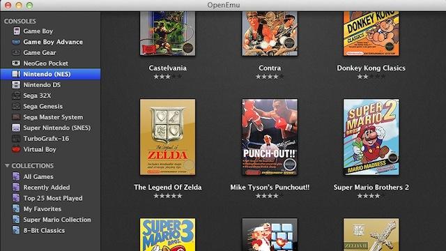 OpenEmu rivalizon pothuajse çdo lojë klasike në Mac