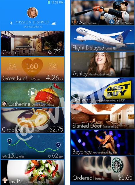 Njihuni me ndërfaqen e mundshme të Samsung Galaxy S5