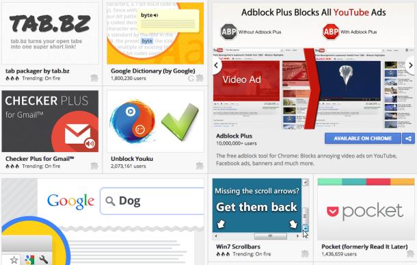 Largohen dy shtojca për Chrome që dërgonin fshehurazi reklama
