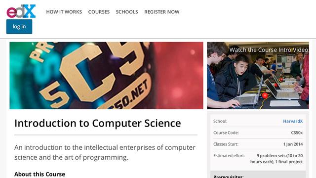 Mësoni programimin falas nga Harvardi