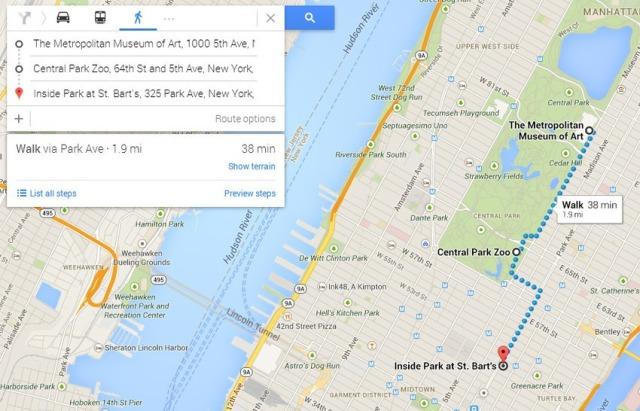 5 këshilla dhe marifete të dobishme në Google Maps