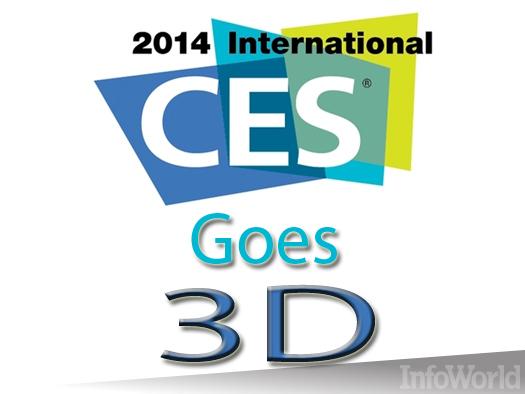 (Fotogaleri) Printerët 3D më interesantë nga CES 2014